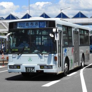 鹿児島交通(元京成バス) 1354号車