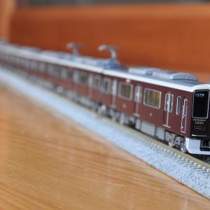 【鉄道模型】阪急1000系1001F 完成!