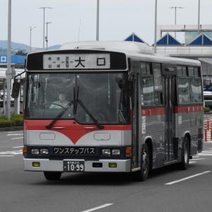 南国交通(元東武バス) 1099号車