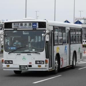 鹿児島交通(元国際興業バス) 1028号車