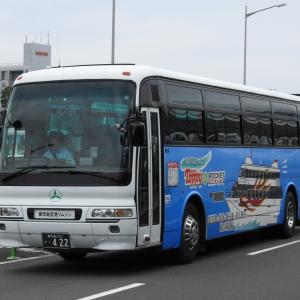 鹿児島交通 422号車(鹿児島空港リムジン)