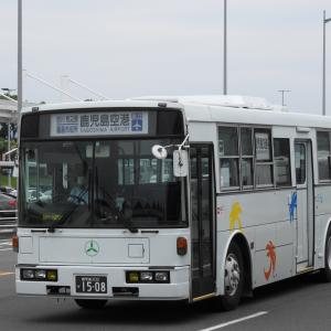 鹿児島交通(元西武バス) 1508号車