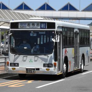 鹿児島交通(元小田急バス) 1193号車
