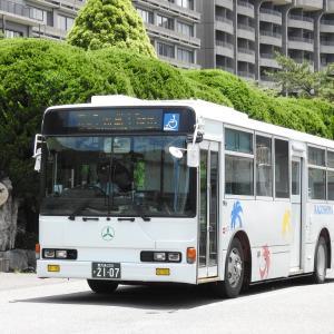 鹿児島交通(元神奈川中央交通) 2107号車