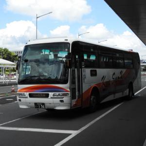 九州産交バス 196号車〔熊本~鹿児島線 きりしま号〕