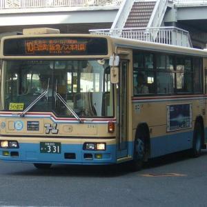 【阪急バス】阪北線路線再編成と一部の系統の運行営業所が変更に
