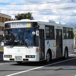 鹿児島交通(元関東バス) 1170号車