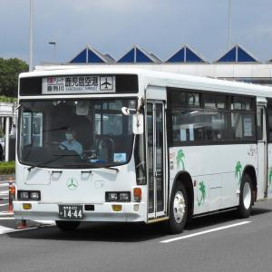 鹿児島交通(元阪急バス) 1444号車