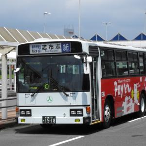 鹿児島交通(元神戸市バス) 1518号車