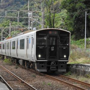 【JR九州】817系 Vk010 普通国分(6940M)