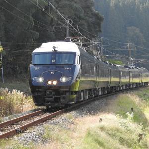"""【JR九州】787系 BM363 """"36ぷらす3"""" 宮崎ゆき(9010M)"""