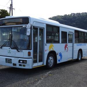 鹿児島交通(元阪急バス) 2117号車