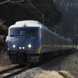 【JR九州】787系 BO107 特急きりしま10号宮崎ゆき(6010M)