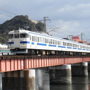 【JR九州】415系 Fk520 普通鹿児島中央ゆき(6939M)