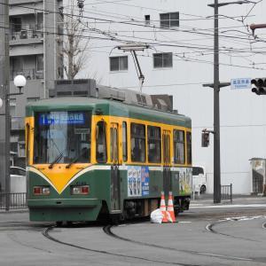 鹿児島市電2140形 2143号車