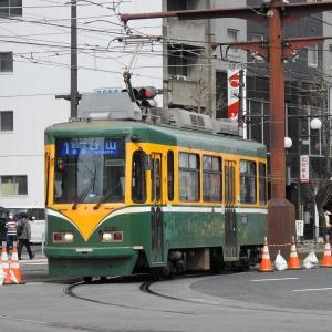 鹿児島市電2140形 2141号車