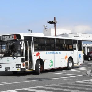 鹿児島交通(元京阪バス) 1423号車