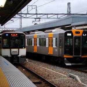 近鉄9820系 EH23&阪神1000系 1204F