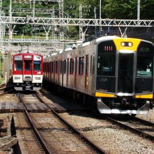 近鉄5800系 DH03&阪神1000系 1213F
