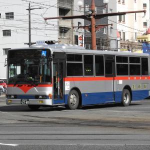 南国交通(元神奈川中央交通) 2168号車