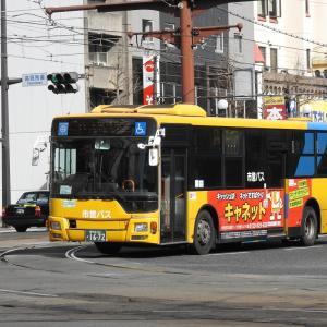 鹿児島市営バス 1672号車