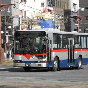 南国交通 1023号車