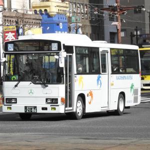鹿児島交通(元阪急バス) 2186号車