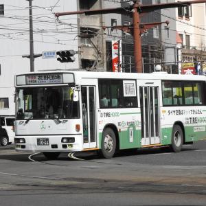 鹿児島交通 1066号車