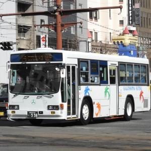 鹿児島交通(元国際興業バス) 998号車