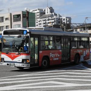 南国交通 1253号車