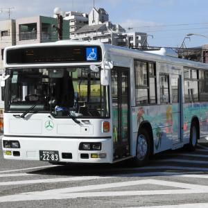 鹿児島交通(元東急バス) 2283号車