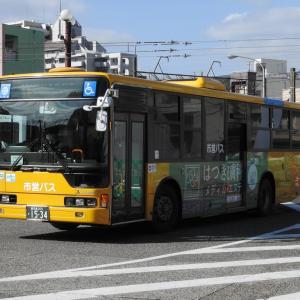 鹿児島市営バス 1534号車