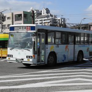 鹿児島交通(元国際興業バス) 752号車
