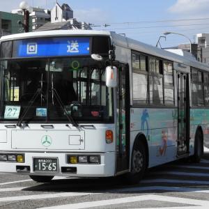 鹿児島交通(元西東京バス) 1565号車