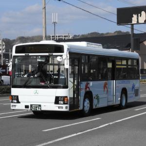 鹿児島交通(元国際興業バス) 2162号車
