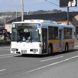鹿児島交通(元都営バス) 1845号車