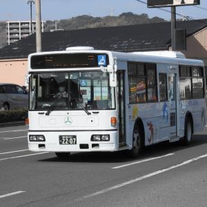 鹿児島交通(元京王バス) 2207号車