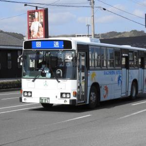 鹿児島交通(元京成バス) 869号車