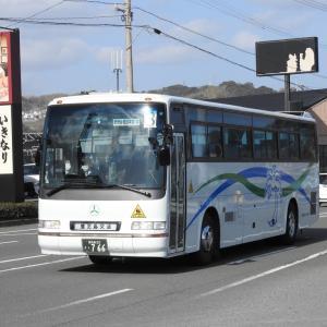 鹿児島交通 766号車