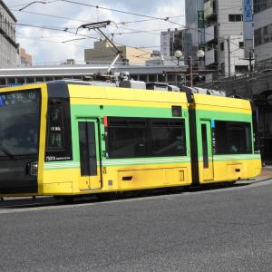 鹿児島市電7500形 7501号車
