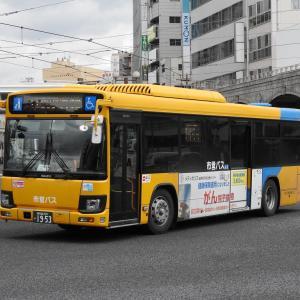鹿児島市営バス 1953号車