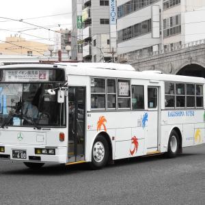 鹿児島交通(元西武バス) 600号車