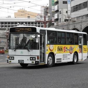 鹿児島交通(元神戸市バス) 1497号車