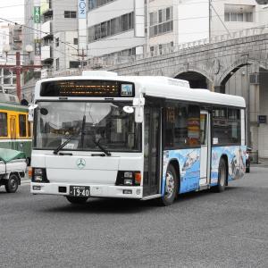 鹿児島交通(元都営バス) 1940号車