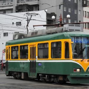 鹿児島市電2110形 2111号車
