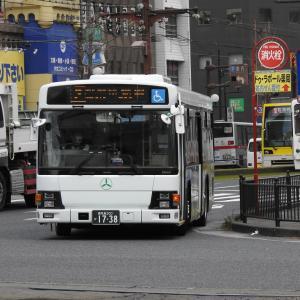 鹿児島交通(元京成バス) 1738号車