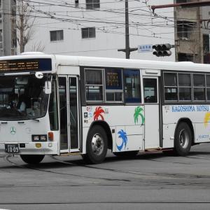 鹿児島交通(元国際興業バス) 1009号車
