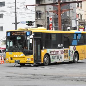 鹿児島市営バス 1676号車