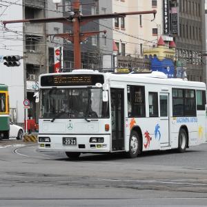 鹿児島交通(元西武バス) 2023号車
