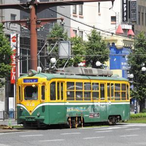 鹿児島市電600形 612号車